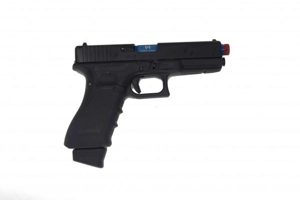 UMAREX Glock 17 GBB mit R.E.A.L. Kit