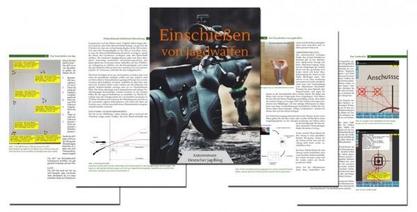 """EBook """"Einschießen von Jagdwaffen"""""""