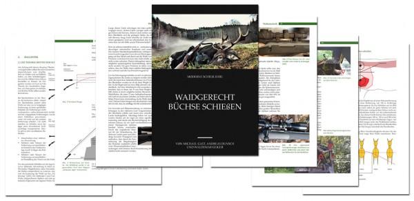 """EBook """"Waidgerecht Büchse schießen"""""""