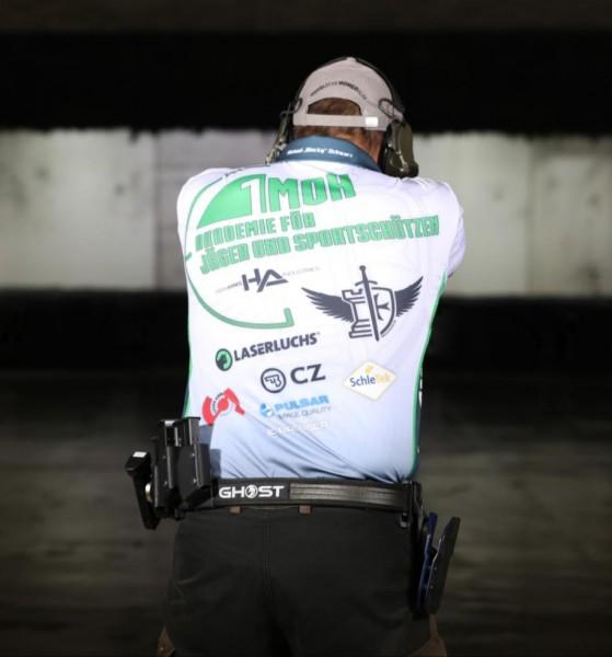 Kurzwaffentraining für Jäger