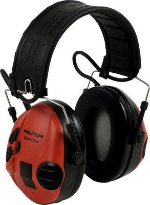 3M™ PELTOR™ SportTac™ Headsets