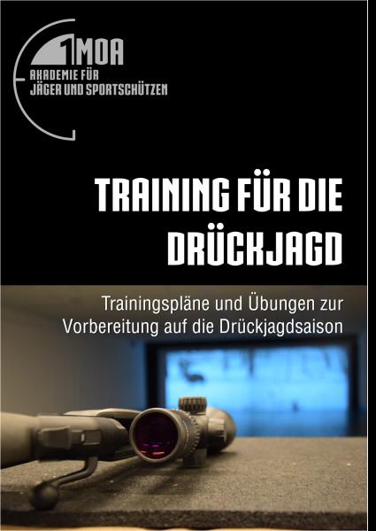 "EBook ""Training für die Drückjagd"""