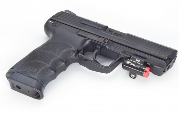 Laser Ammo SpiderKit mit Waffe
