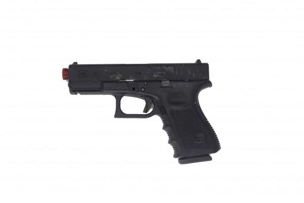 UMAREX Glock 19 GBB mit R.E.A.L. Kit
